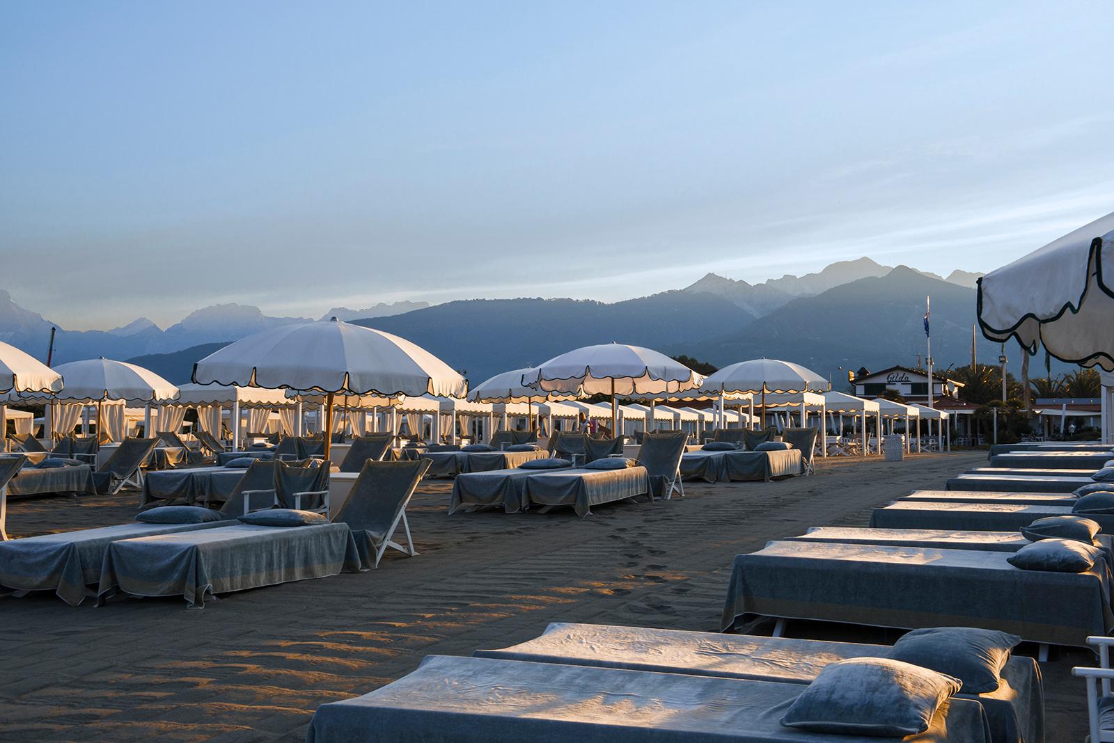 Gilda Forte dei Marmi | Beach Club 01