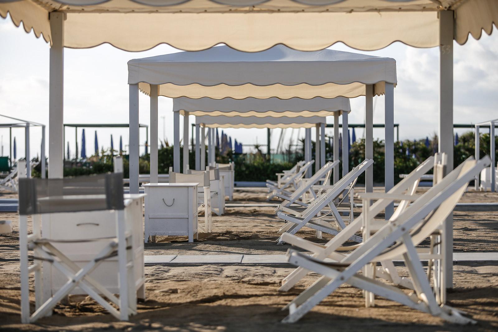 Gilda Forte dei Marmi | Beach Club