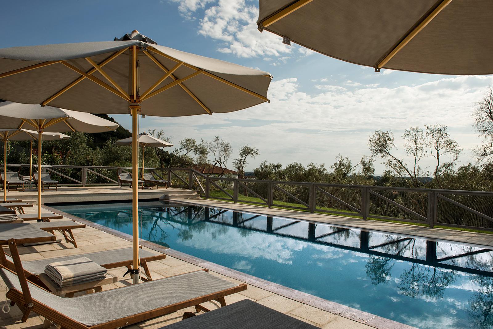 Gilda Forte dei Marmi | Warm season has already arrived at Villa Gilda